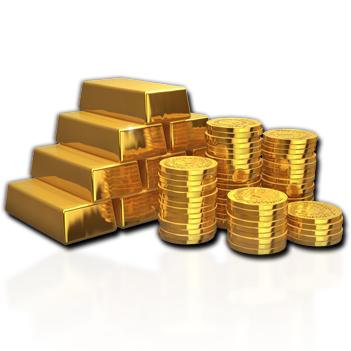 خرید و فروش سکه و طلای آب شده