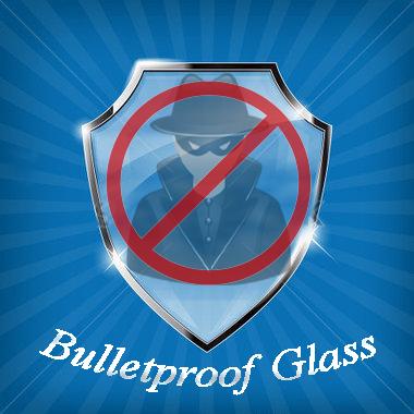 شیشه های ضد گلوله و ضد سرقت
