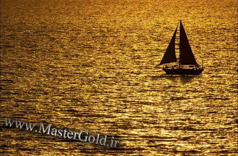 طلا زیر آب