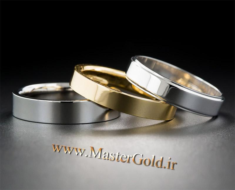 آیا پلاتین همان طلای سفید است؟و آیا طلای سفید نیز به مانند طلای زرد برای آقایان حرام میباشد؟