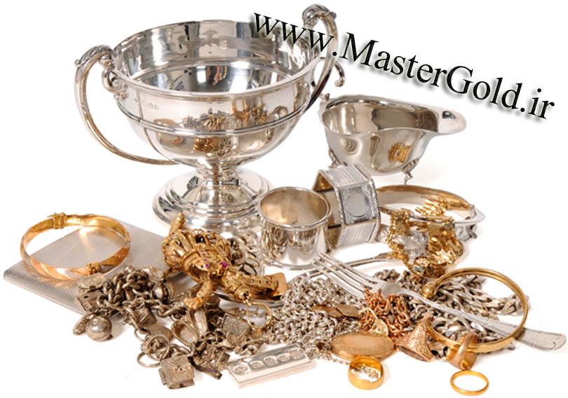 طریقه شناخت فلز طلا از بقیه فلزات و دانستن حدودی عیار آن برای افراد عادی چگونه است؟