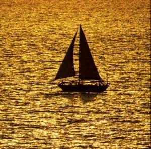 طلای زیر دریا