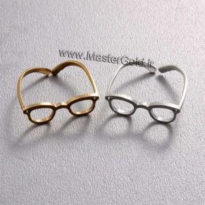 انگشتر عینک