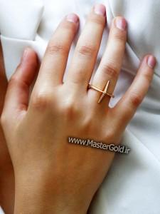انگشتر تیغه ای