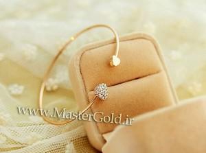 دستبند قلب