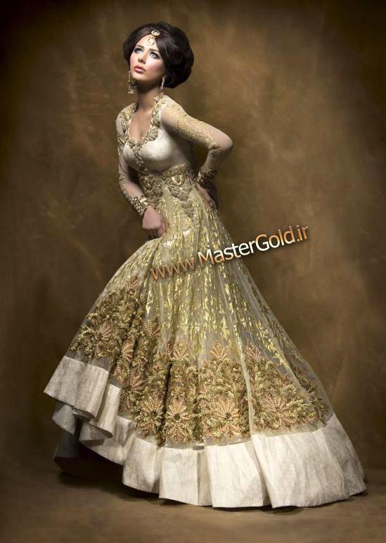 فروش لباس طلا در مزون ها برای اقشار مرفه !