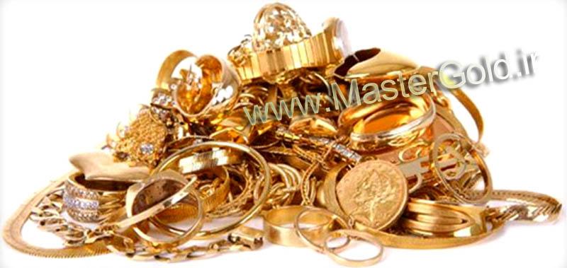 فروش طلای دست دوم