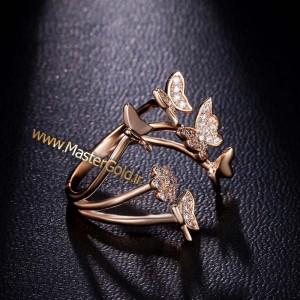 انگشتر رقص پروانگان