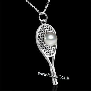 آویز راکت تنیس