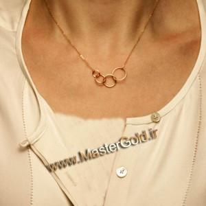 گردنبند حلقه