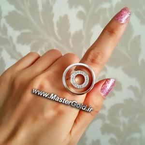 انگشتر مدور