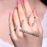 انگشتر چهار انگشتی