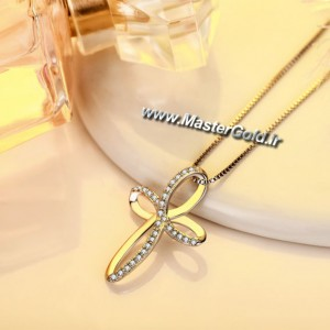 گردن آویز طرح صلیب