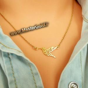 گردنبند مرغ شهدخوار