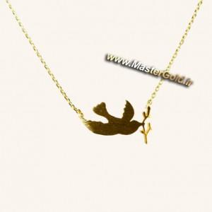 گردنبند کبوتر صلح