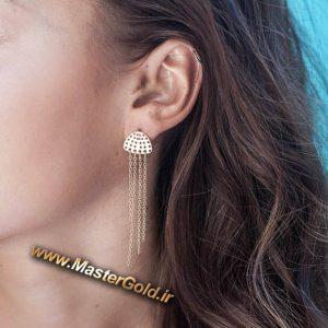 گردنبند و گوشواره عروس دریایی