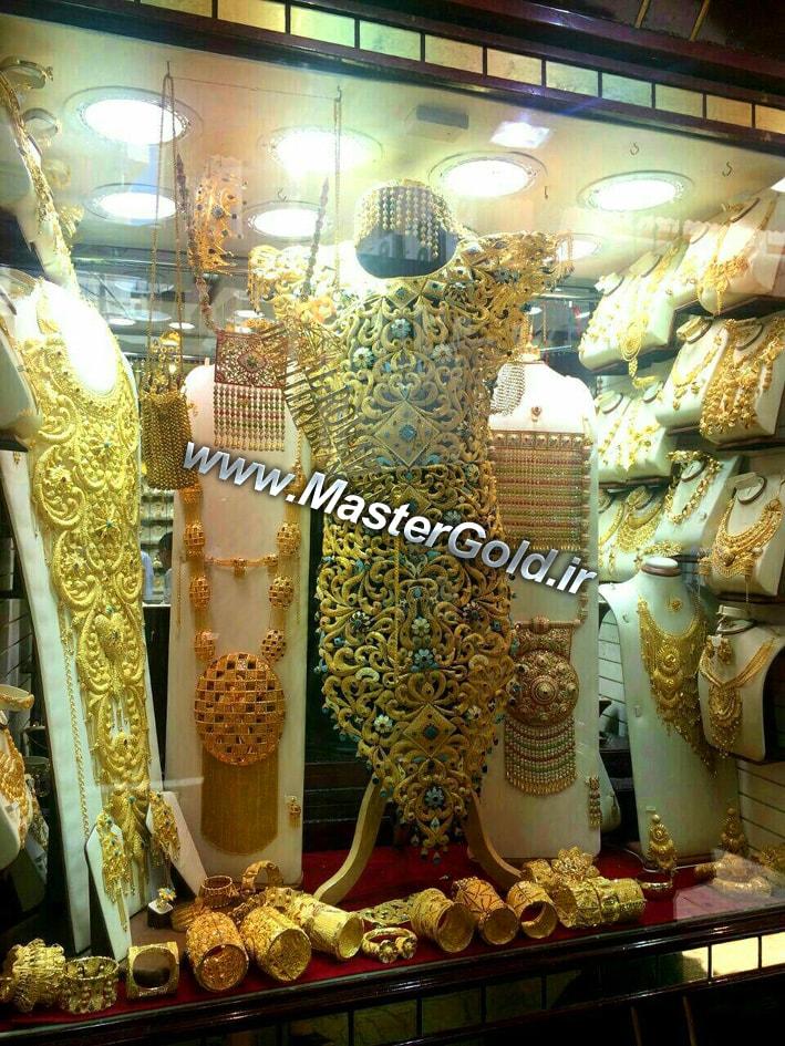 طلاهای عربی