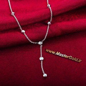 گردنبند الماس نشان