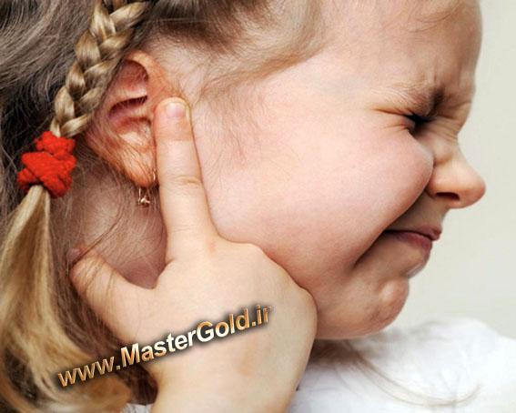درد در زمان سوراخ کردن گوش