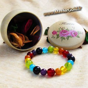 دستبند رنگین کمان