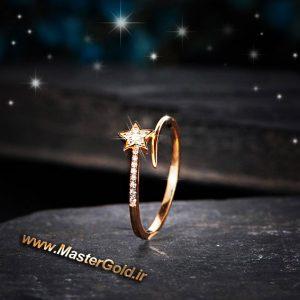 انگشتر ستاره دنباله دار