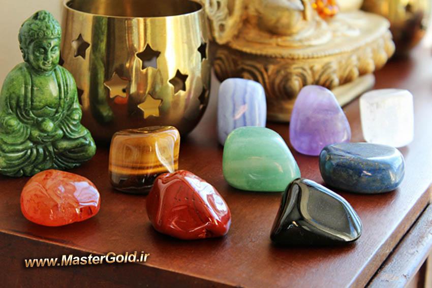 خواص سنگهای معدنی