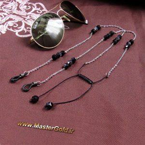بند عینک سنگ طبیعی